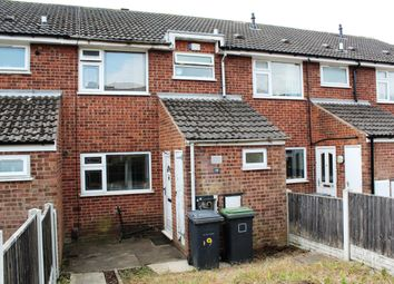 Thumbnail 3 bed town house for sale in Wyvern Close, Newthorpe, Nottingham