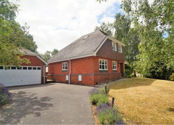 Thumbnail 4 bed detached house for sale in Baker Crescent, Doddington Park