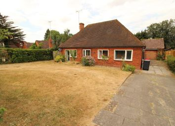 Thumbnail 4 bedroom detached bungalow for sale in Beech Road, Purley On Thames, Reading