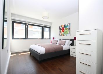 Thumbnail 3 bed town house to rent in Lambarde Square, Greenwich, London