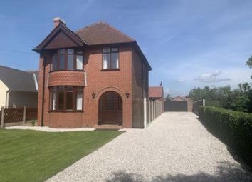 Thumbnail 3 bed detached house for sale in Chesterfield Road, Barlborough, Chesterfield