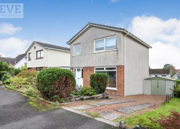 Thumbnail 3 bed detached house for sale in Gillespie Drive, Helensburgh
