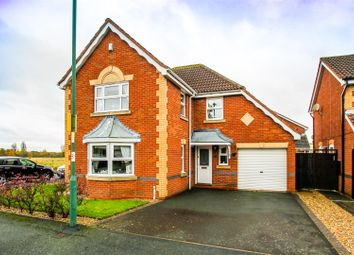 Thumbnail 4 bed detached house for sale in Mountain Ash Road, Clayhanger, Walsall