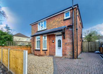 Thumbnail 3 bedroom detached house for sale in King Edward Avenue, Regents Park, Southampton