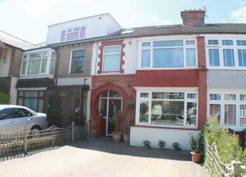 Thumbnail 4 bedroom terraced house for sale in Chatsworth Avenue, Cosham, Portsmouth