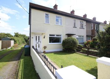 Thumbnail 2 bed terraced house for sale in Grovehill Gardens, Bangor