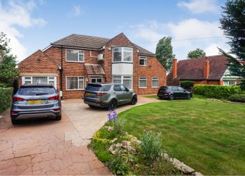 Thumbnail 5 bed detached house for sale in Bunkers Hill, Lincoln