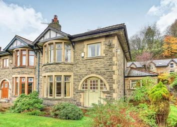Thumbnail 3 bed semi-detached house for sale in Burnley Road, Bacup, Rossendale, Lancashire
