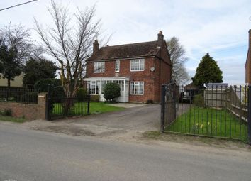 Thumbnail 4 bed detached house for sale in Woodthorpe, Fengate, Spalding