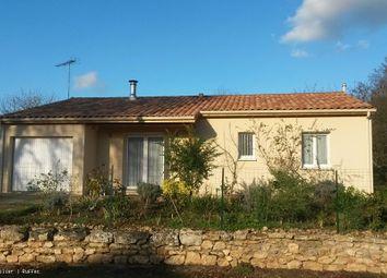 Thumbnail 3 bed property for sale in Villefagnan, Poitou-Charentes, 16240, France