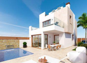 Thumbnail 3 bed villa for sale in Valencia, Alicante, Pilar De La Horadada