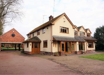 Thumbnail 6 bed detached house for sale in Main Road, Stafford