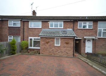 Thumbnail 3 bed terraced house for sale in Shepherds Way, Saffron Walden, Essex