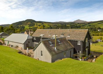 Thumbnail 4 bed property for sale in Taigh Iaruin, Grandtully, Aberfeldy, Perthshire
