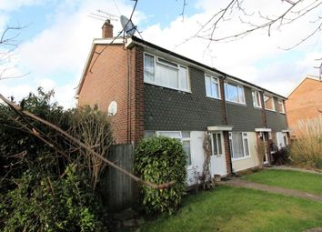 Thumbnail 3 bed end terrace house for sale in Coombe Road, Yateley
