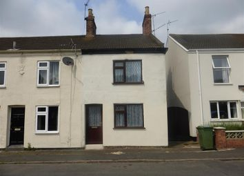 Thumbnail 2 bedroom end terrace house for sale in Chapel Lane, Keadby, Scunthorpe