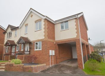 Thumbnail 4 bed semi-detached house for sale in Augustus Way, Lydney