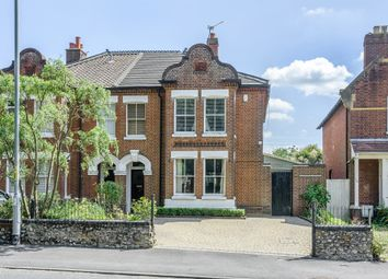 Thumbnail 4 bed semi-detached house for sale in Constitution Hill, Norwich