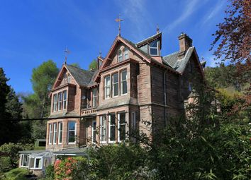 Thumbnail 4 bed flat for sale in Ancaster Road, Crieff