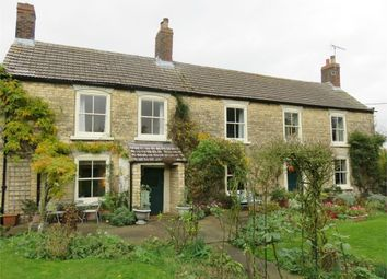 Thumbnail 4 bed detached house for sale in Bishop Norton Road, Glentham, Market Rasen, Lincolnshire