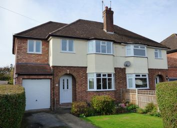 Gardens Walk, Upton Upon Severn, Worcestershire WR8. 4 bed semi-detached house for sale