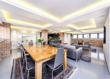 Thumbnail 4 bed flat for sale in Wapping Lane, London