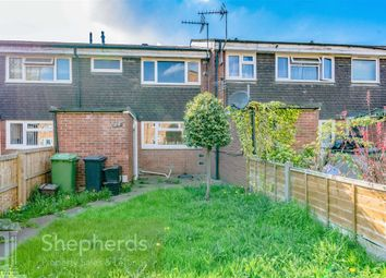 Thumbnail 3 bed terraced house for sale in Rowan Drive, Broxbourne, Hertfordshire