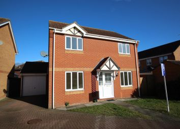 Thumbnail 4 bed detached house for sale in Thackeray Grove, Stowmarket