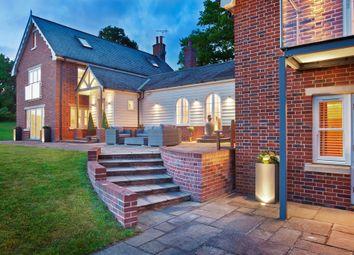 Thumbnail 5 bed detached house for sale in East Bergholt, East Bergholt, Colchester