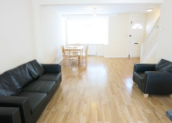 Thumbnail 3 bed terraced house to rent in Berwick Road, London
