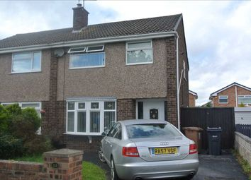 Thumbnail 3 bed semi-detached house to rent in Hope Farm Road, Great Sutton, Ellesmere Port