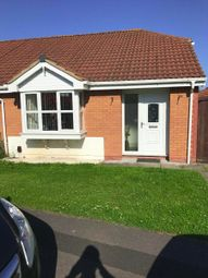 Thumbnail 2 bed bungalow to rent in Gatesgarth Close, Hartlepool