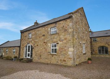 Thumbnail 3 bed barn conversion for sale in Denwick, Alnwick