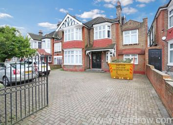 Thumbnail 4 bedroom flat to rent in Gunnersbury Avenue, London