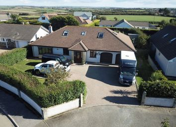 Thumbnail 4 bed detached house for sale in Peguarra Close, St. Merryn, Padstow