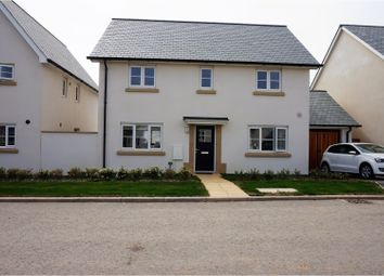 Thumbnail 4 bed detached house for sale in Omaha Way, Barnstaple