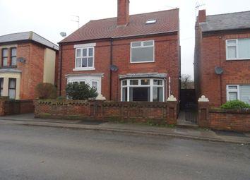 Thumbnail 4 bedroom semi-detached house to rent in Bamford Street, Marehay, Ripley