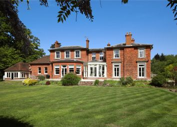 Thumbnail 10 bed detached house for sale in Woodside Road, Winkfield, Windsor, Berkshire