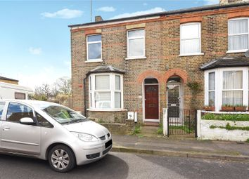 Thumbnail 2 bed maisonette for sale in Victoria Road, Uxbridge, Middlesex