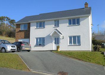 Thumbnail 4 bed detached house for sale in Allt-Y-Bryn, Llanarth
