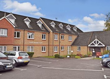 Thumbnail 1 bed flat for sale in Lords Bridge Court, Shepperton