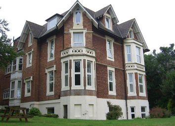 Thumbnail 3 bed flat to rent in Exeter Park Road, Bournemouth