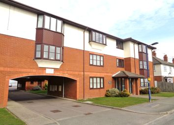 Thumbnail 1 bed flat to rent in Leeward Court, St. Andrews Road, Felixstowe