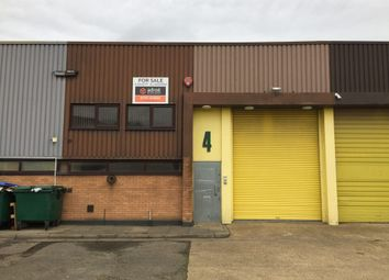 Thumbnail Industrial for sale in 4 West Burrowfield, Welywn Garden City