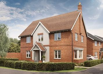 "Thumbnail 4 bed property for sale in ""The Somerton"" at Bartestree, Hereford"