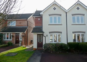 Thumbnail 2 bed mews house to rent in Calverley Close, Wilmslow