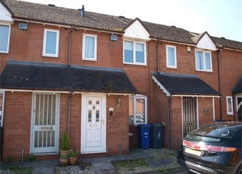 Thumbnail 2 bed town house for sale in Blythfield, Burton-On-Trent, Staffordshire