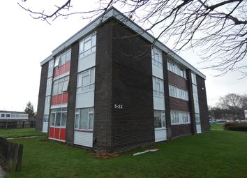 Thumbnail 2 bed flat for sale in Redfern Close, Solihull, Solihull