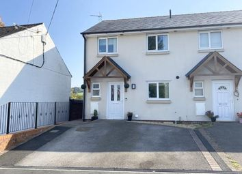 Thumbnail 3 bed end terrace house for sale in Pen Y Parc View, County Road, Leeswood, Mold