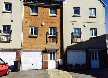 Thumbnail 3 bed town house for sale in Jersey Quay, Port Talbot, Neath Port Talbot.
